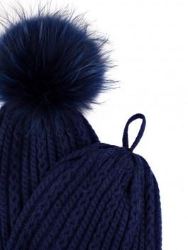 Шапки Labbra LB-D77017 Синий фото №4 01-00028263