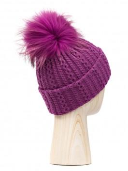 Шапки Labbra LB-D77017 Фиолетовый фото №2 01-00028264