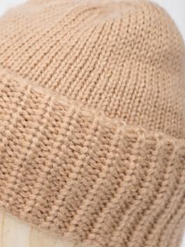 Шапки Labbra LB-W11005 Серо-коричневый фото №3 01-00028196