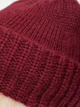 Шапки Labbra LB-W11005 Бордовый фото №3 01-00028197