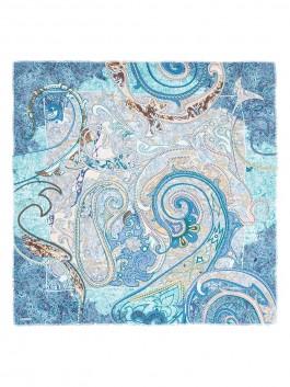 Платок ELEGANZZA (Элеганза) E16-7166 Зеленый фото №2 01-00029121