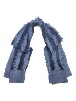 Палантин ELEGANZZA (Элеганза) IN18-0929 Синий фото №1 01-00028620