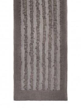 Палантин ELEGANZZA (Элеганза) IN18-0929 Темно-серый фото №2 01-00028623
