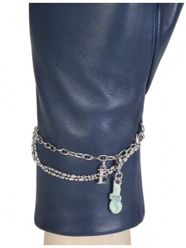 Кулон для перчаток ELEGANZZA (Элеганза) KLSN-305 Зеленый фото №2 01-00012784