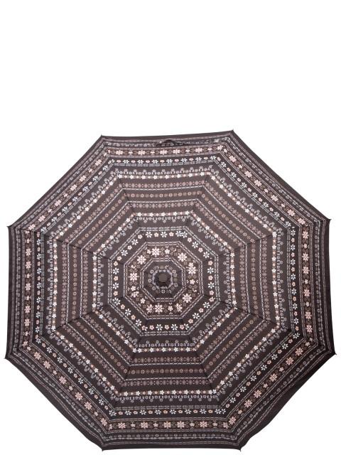Зонт-автомат Labbra A03-05-LT269 Коричневый фото №1 01-00028992