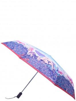 Зонт-автомат ELEGANZZA (Элеганза) A3-05-0466LS Фиолетовый фото №2 01-00029165