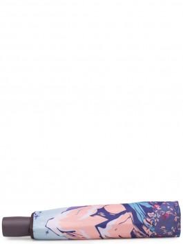 Зонт-автомат ELEGANZZA (Элеганза) A3-05-0466LS Фиолетовый фото №3 01-00029165
