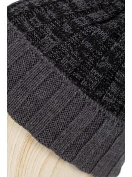 Шапки Labbra LB-S22001 Светло-серый фото №3 01-00028183