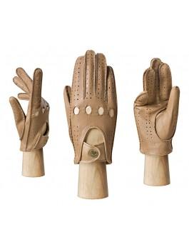 Автомобильные перчатки ELEGANZZA (Элеганза) HS101Wbezpodkladki Бежевый фото №1 00109613