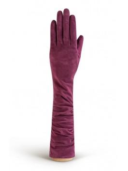 Длинные перчатки ELEGANZZA (Элеганза) IS02010sherstkashemir Бордовый фото №1 00116822
