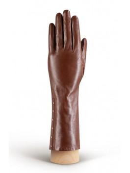Классические перчатки ELEGANZZA (Элеганза) IS06301 Коричневый фото №1 00116793