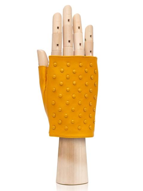 Перчатки без пальцев, митенки Labbra LB-1518