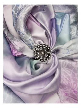 Бижутерия для платков ELEGANZZA (Элеганза) R511 Золотой фото №2 01-00017741
