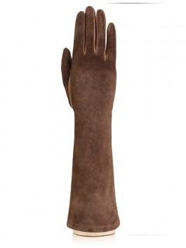 Длинные перчатки ELEGANZZA (Элеганза) IS5003shelk Коричневый фото №1 01-00010477