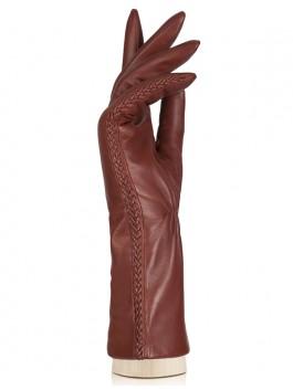 Классические перчатки ELEGANZZA (Элеганза) IS5040 Коричневый фото №2 01-00010480