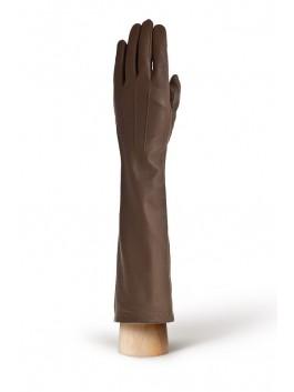 Длинные перчатки ELEGANZZA (Элеганза) IS598shelk Коричневый фото №1 00116474