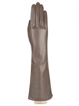 Длинные перчатки Labbra LB-2002shelk Коричневый фото №1 01-00008139