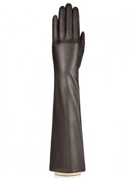 Длинные перчатки Labbra LB-2004 Коричневый фото №1 01-00009433