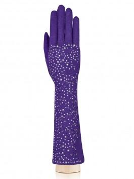Длинные перчатки Labbra LB-PH-99L Фиолетовый фото №1 01-00015766